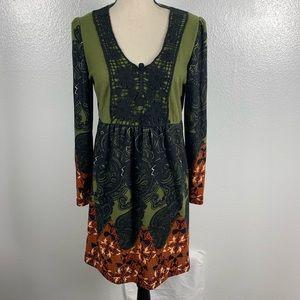 Aryeh Umpire Crochet Dress
